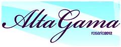 Rosario: Alta Gama se realiza del 14 al 16 de junio 2012