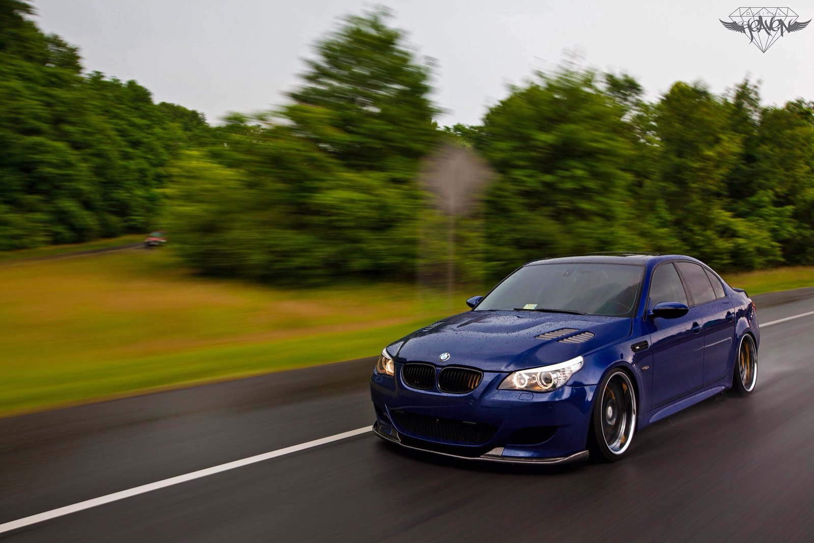 Rolling Shots In The Rain Finally Completed Modding My