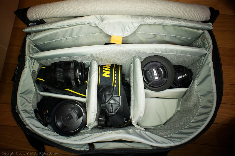 Lowepro Stealth Reporter D650AW #6