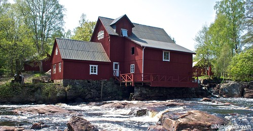 Old Water Mill Knäred