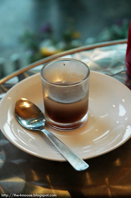 Santorini Cafe - Dessert