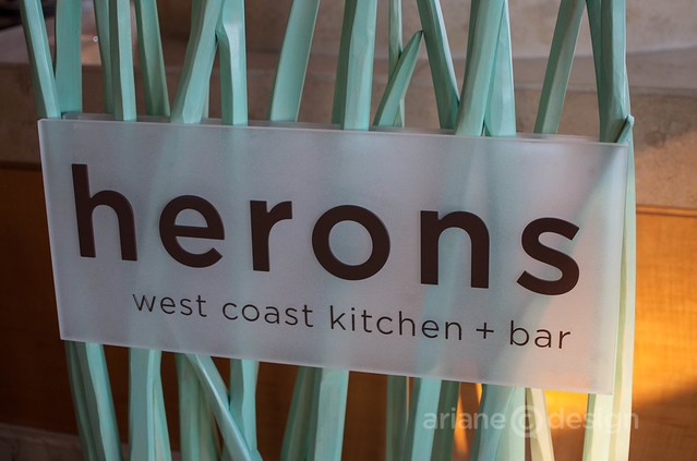 Herons West Coast Kitchen + Bar
