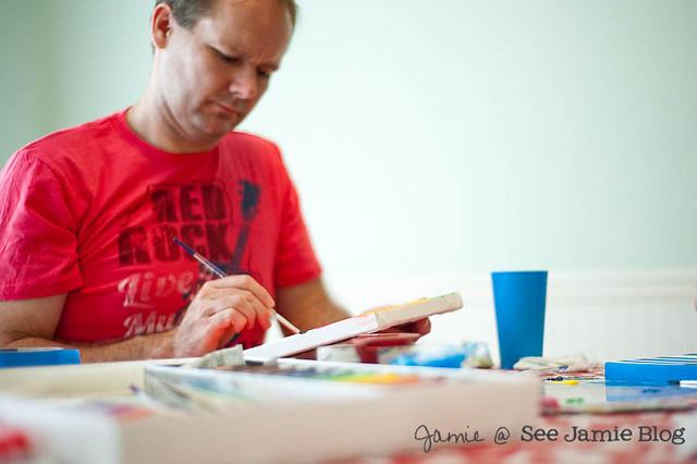Ken painting 052512