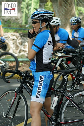 Fondo Manila Pose Cycling Clinic: Paying Attention