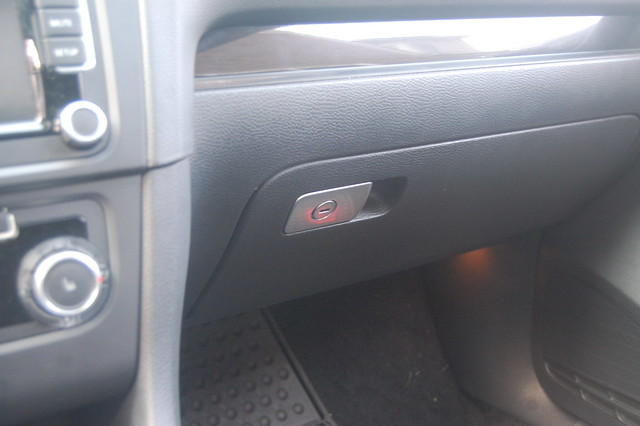 OEM Aluminum Glovebox Latch