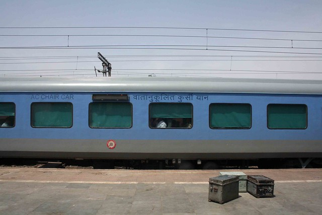 City Travel – Shatabdi Express, Delhi-Jhansi