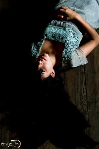 Luz sobre mí by Amauris De León