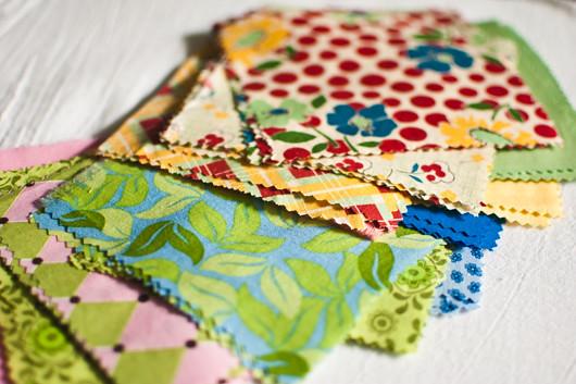 Yo yo tea towels May 2012