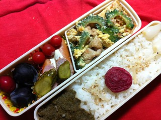Wednesday: Today's Bento