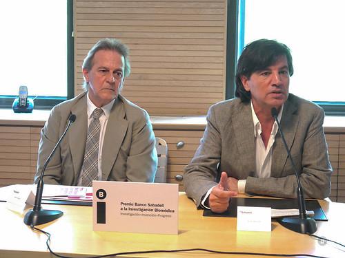 Reunión del jurado del Premio Banco Sabadell a la Investigación Biomédica