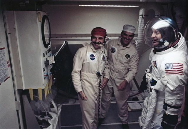 ronald evans astronaut - photo #19