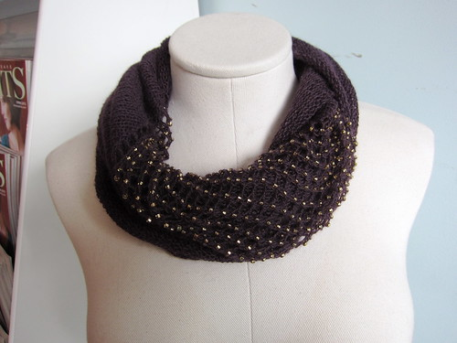 Jewelled Cowl