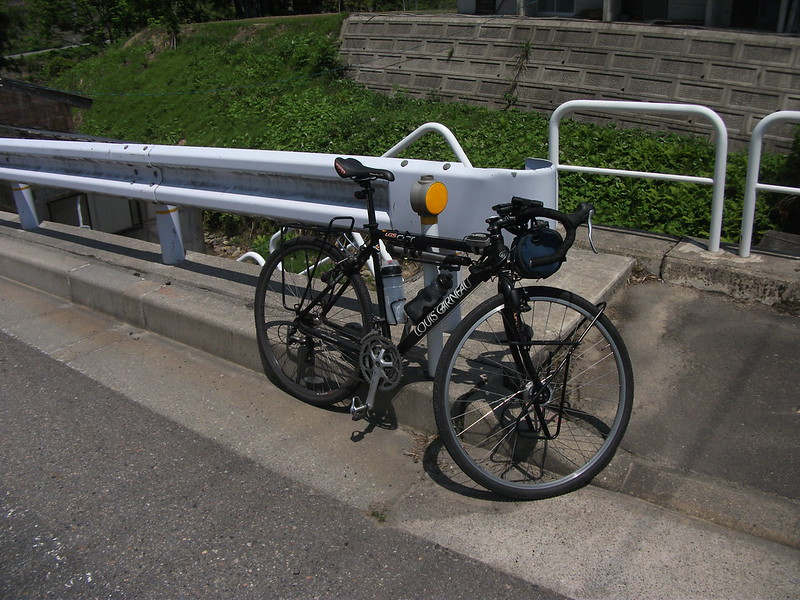 自転車 装備なし