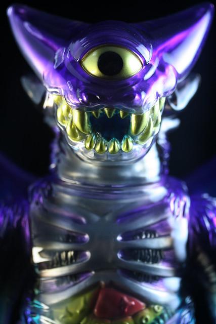 Custom Gargamel Deathra by Naoya Ikeda