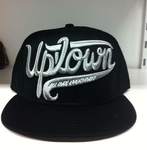 Peralta Project 'Uptown' Snapback now available @ Empire Fashions Boutique by VLNSNYC
