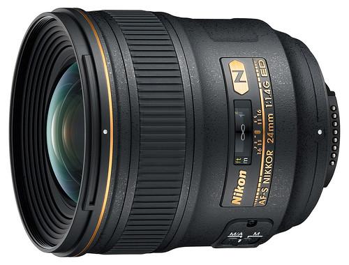 Nikon 24mm f/1.4G