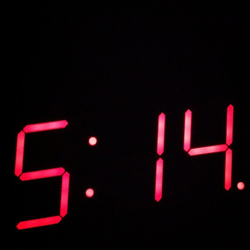 This is when my week days start. #photoadayjune #morning #alarmclock #time #am