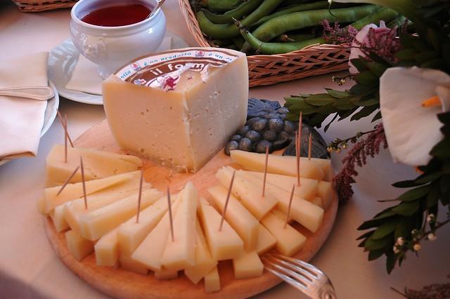 Agriturismo il Mandoleto - cheese