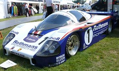 Unknown Car, for sale as Porsche 956 Series 1 Chassis #001 1982 vl