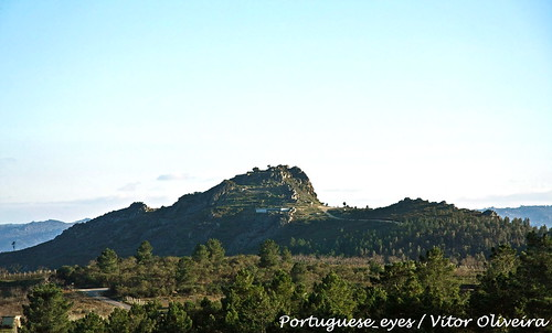 Arredores do Crasto de Palheiros - Portugal