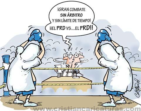 PRD vs PRD
