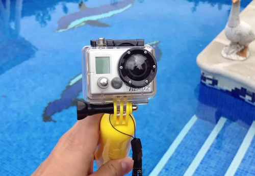 Flotador para la GoPro