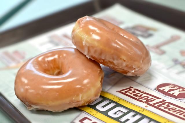 Have a nice Friday! ~ Krispy Kreme Donuts