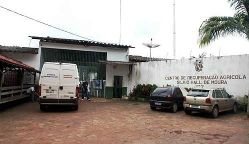 Penitenciária de Cucurunã. Santarém. Foto:  Rodolfo Oliveira