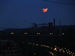 Partial Lunar Eclipse 6/4/2012