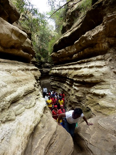 School Children Hells Gate Kenya-1