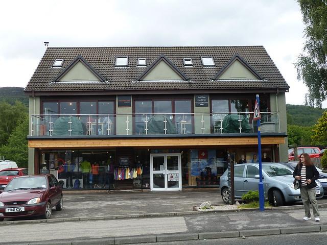 Mountain Cafe, Aviemore