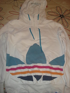 polerón adidas originals