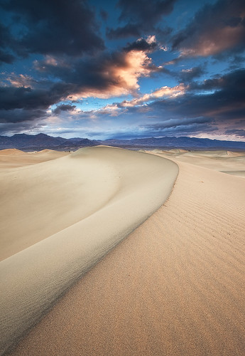 My Playground - Mesquite Sand Dunes, Death Valley, CA