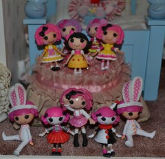 Lalaloopsy and the Little Wee ones