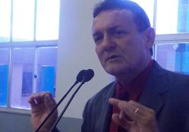 Paulo Gasolina, vereador DEM