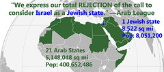 Arab League Rejects Call for Israel as Jewish State