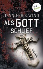 Cover Als Gott Schlief