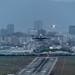 JAL B767-300 & ANA B777-200 by bbw1150