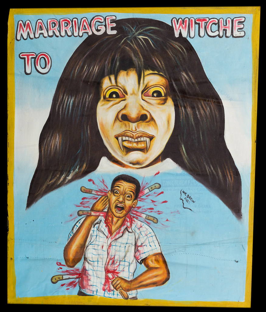 Marriage To Witch