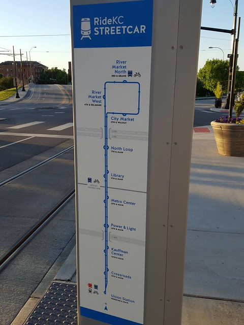 Kansas City streetcar map (May16)