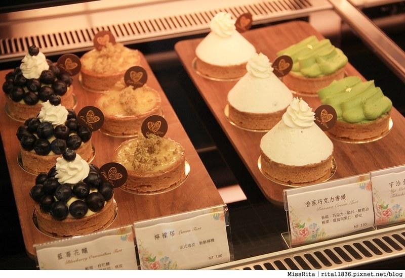金心盈福 Cuore D'oro法義甜點 台中法式甜點 台中甜點 台中下午茶 台中推薦甜點 義式冰淇淋48