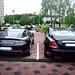 Aston Martin Rapide & Rolls Royce Wraith