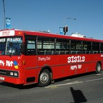 Sisils Bus Lines Lindum Queensland