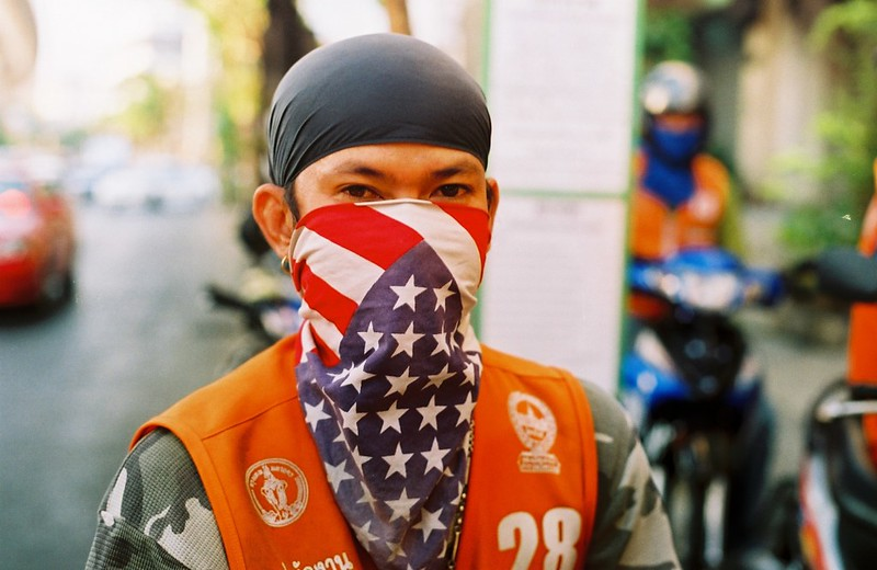 USA Patriot in Bangkok