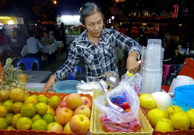 Mrs. Pa, Chiang Mai