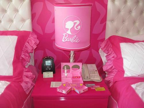 barbie suite
