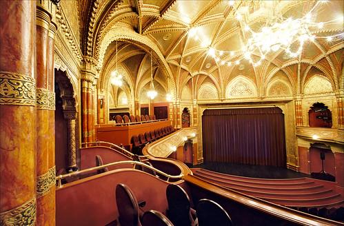 Uránia National Film Theatre, Budapest HUNGARY