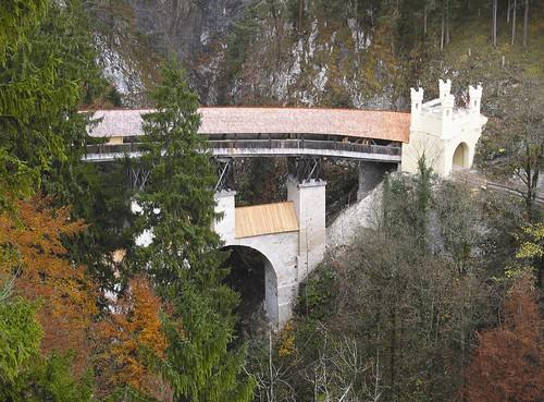 Hohe Brücke Saint Georgenberg,St. Georgenberg AUSTRIA