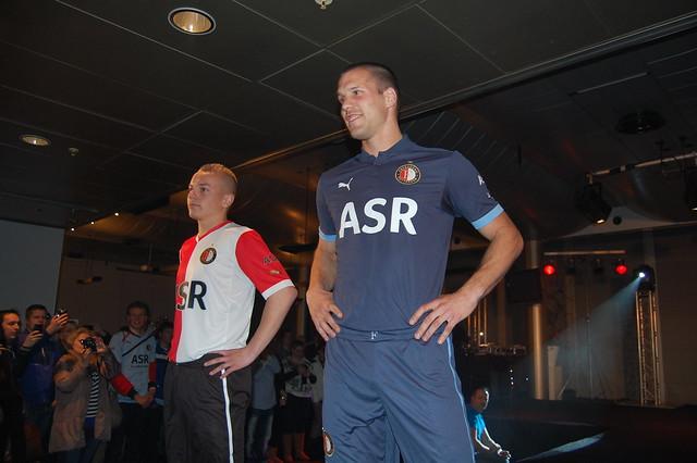 Feyenoord uitshirt 2012/2013
