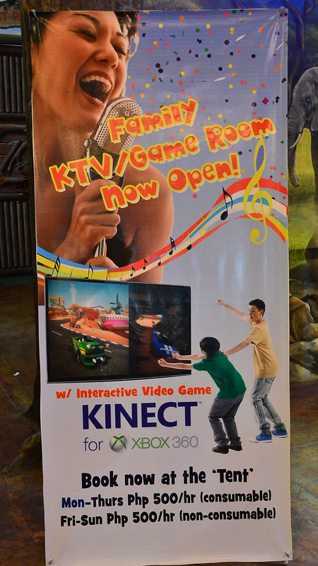 Family KTV Game Room at Zoofari Kids Adventure Bacaca Davao Branch